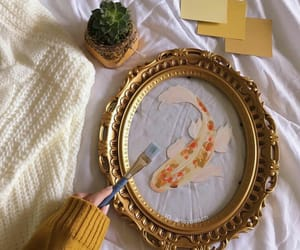 art, aesthetic, and fish image