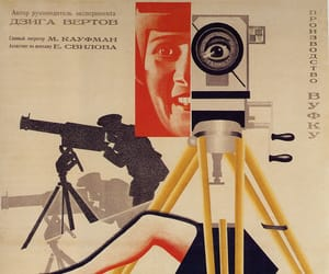 20s, constructivism, and posters image