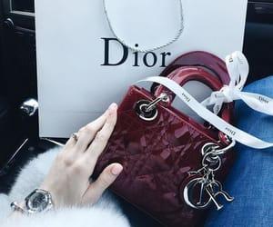 dior, bag, and fashion image