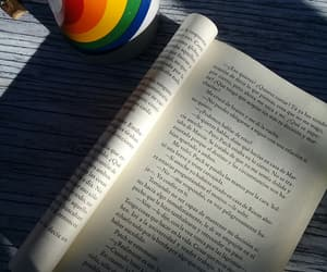 book, nora grey, and coffe image