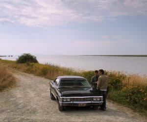 brothers, winchesters, and car image