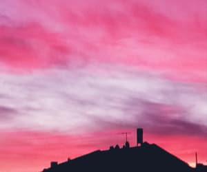 pembe, gündoğumu, and pink image