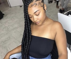 braid, you, and melanin image