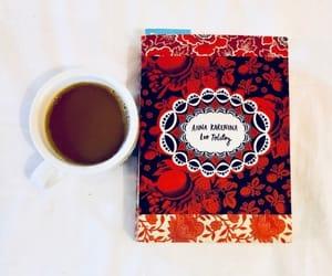anna karenina, book, and bookworm image