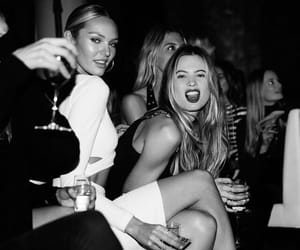 model, candice swanepoel, and Behati Prinsloo image