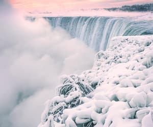 amazing, photography, and niagara falls image