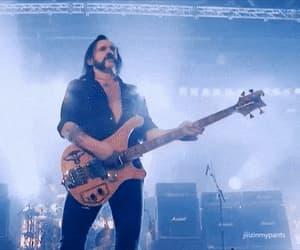 gif, motorhead, and metal music image