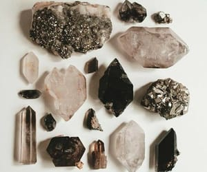 crystal, aesthetic, and gems image