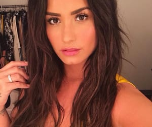 demi lovato, beauty, and demi image