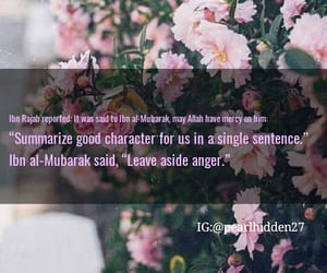 anger, lesson, and islamic reminder image