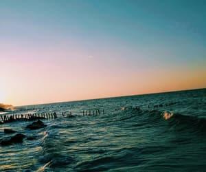 beach, ocean, and yucatan image