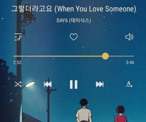 kpop, when you love someone, and lockscreen image