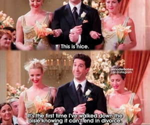 funny, tv show, and wedding image