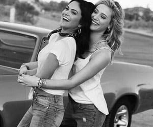 lili reinhart, riverdale, and camila mendes image