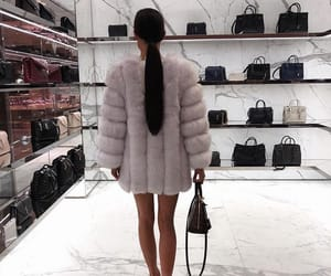 bags, luxury, and outfit image