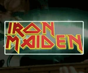 Bruce Dickinson, iron maiden, and music image