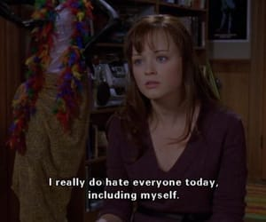 gilmore girls, hate, and alexis bledel image
