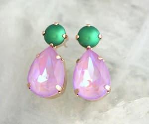bridal, fashionista, and jewelry image