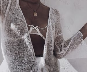 fashion, bralette, and jewelry image