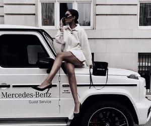 Balenciaga, car, and classy image