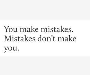 kind, love quotes, and mistakes image