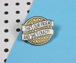 goals, patches, and pins image