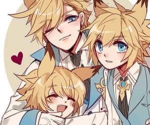 anime, chung, and anime boy image