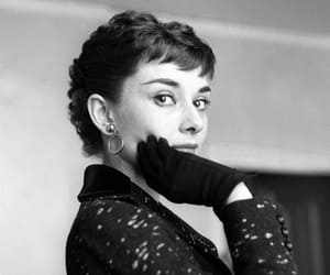 actress, audrey hepburn, and diva image