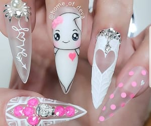 design, nail art, and nails image