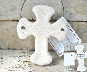 etsy, cross ornament, and catholic gifts image