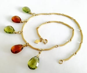 etsy, vintage jewellry, and vintage necklace image