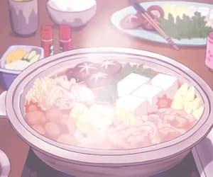 anime, anime food, and tamako market image