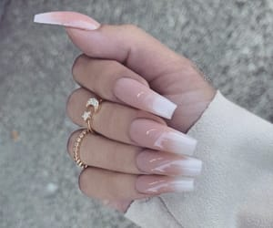 girly, pink, and nails+claws+beauty image