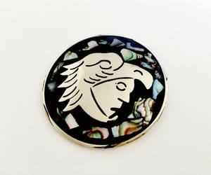 etsy, mother of pearl, and southwestern jewelry image