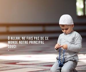allah, children, and islam image
