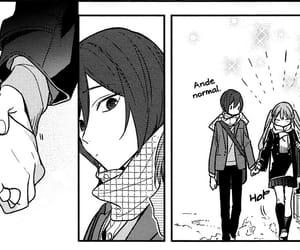 manga, hori kyoko, and kono sakura image