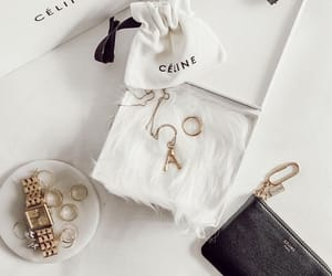 celine, jewelry, and necklace image