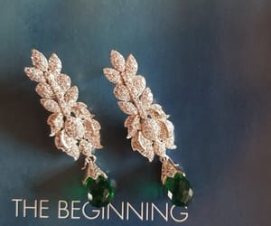 etsy, wedding jewellery, and gift for her image