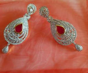 costume jewelry, etsy, and jewellery image
