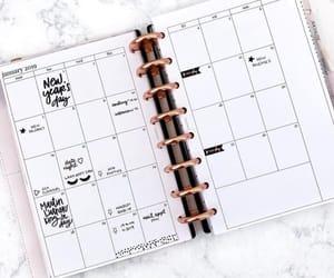 agenda, planning, and fashion image