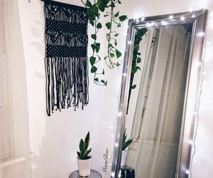 boho, decor, and house decor image