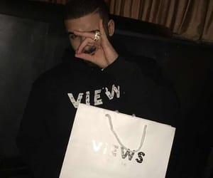 Drake, rihanna, and views image