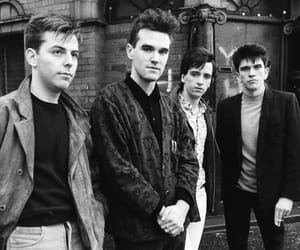 1980s, the smiths, and mike joyce image