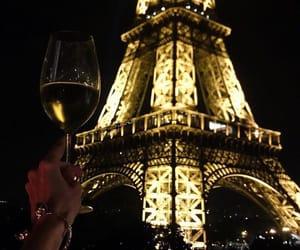 paris and girl image