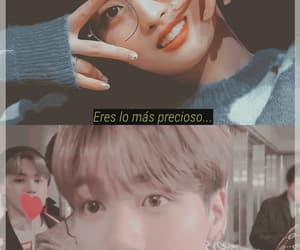 aesthetic, momo, and frase image