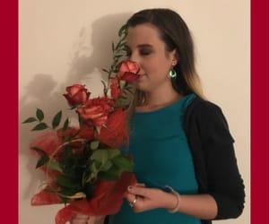 red rose, czech girl, and slavette image