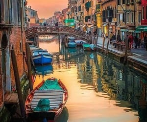 beautiful, photography, and venice image