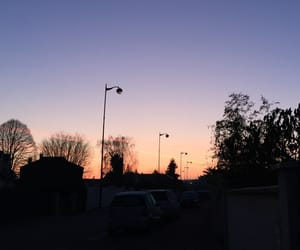 orange, purple, and sky image