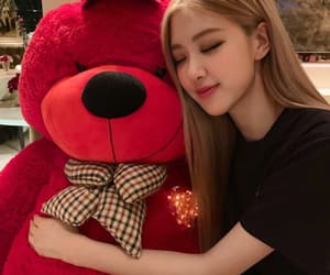 bp, kpop, and rose image
