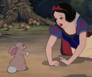 bunny, classic, and disney image